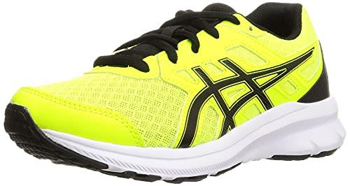 ASICS Jolt 3, Zapatillas para Correr Hombre, Safety Yellow Black, 37 EU