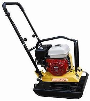 Genuine Free Shipping CORMAC C100 plate compactor Kapa @ Hp engine 6.5 gasoline New York Mall