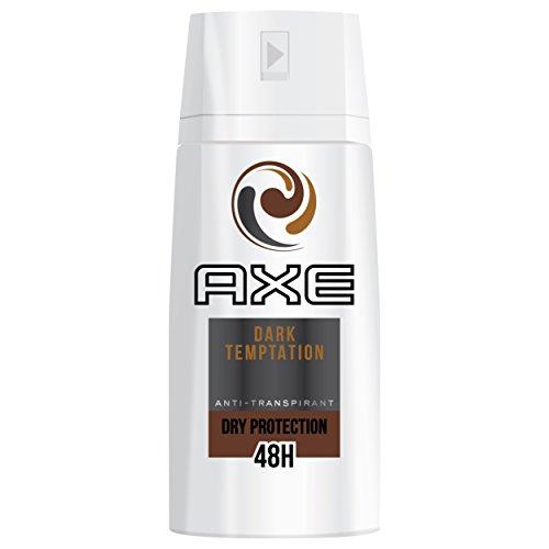 AXE Desodorante Antitranspirante Dark Temptation - 3 Paquetes de 150 ml: Total: 450 ml