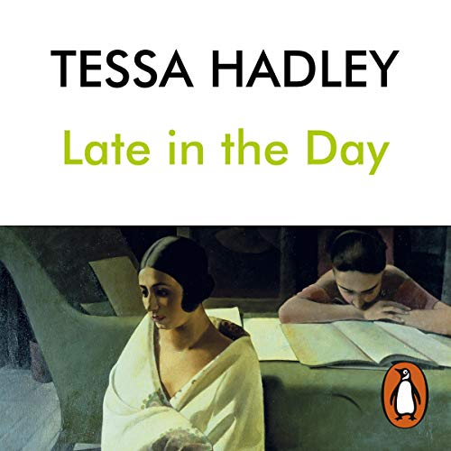 Late in the Day audiobook cover art