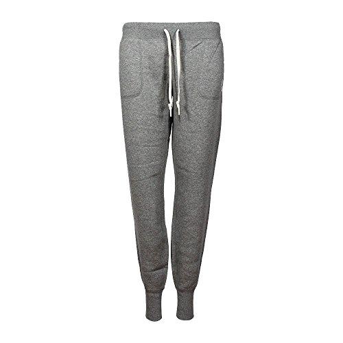 Converse Jogginghose Women CORE Signature Pant 10002090 Grau 035, Größe:M