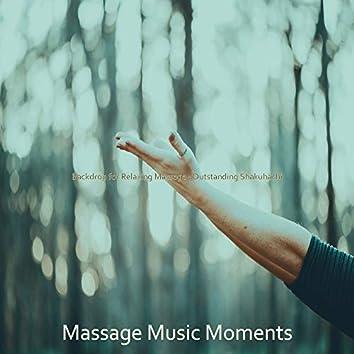 Backdrop for Relaxing Massage - Outstanding Shakuhachi