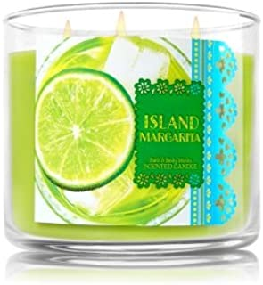 Bath & Body Works 3-Wick Scented Candle in Island Margarita (14.5oz)