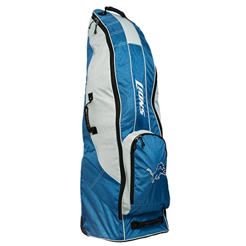 Team Golf NFL Detroit Lions Travel Golf Bag