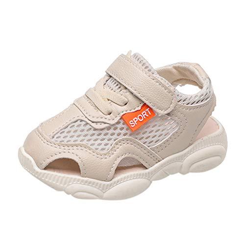 Makalon Unisex Kinder Atmungsaktive Leichte Klettverschluss Bequeme Running Sneakers Jungen Outdoor Sportschuhe Mädchen Laufschuhe Hallenschuhe Schuhe Wanderschuhe Säugling Sandalen