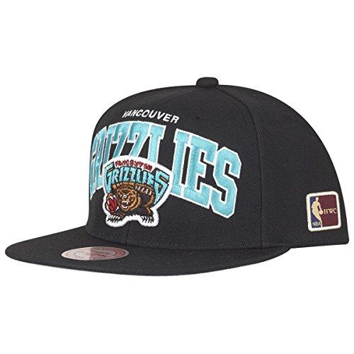 Mitchell & Ness Snapback Cap - HWC Memphis Grizzlies Schwarz
