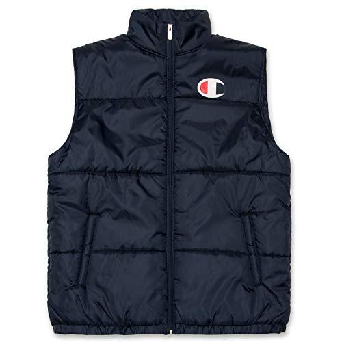 Champion Mens Puffer Vest Big and Tall Nylon Down Vest Men Puffer Jacket Vests