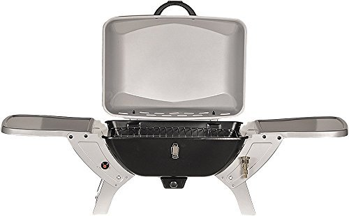 DRULINE 50mbar GASGRILL Grill BBQ Tischgrill Camping Gas Grill Klappgrill