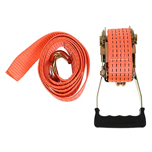 VICASKY 2m Car Tire Binding Strap 5t Hook Wheel Tire Basket Fixed Strap Rope Auto Vehicle Tire Hauling Tow Dolly Straps
