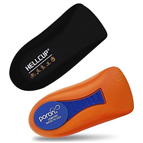 Plantar Fasciitis Heel Cup Inserts 【2021 Upgraded】Heel...