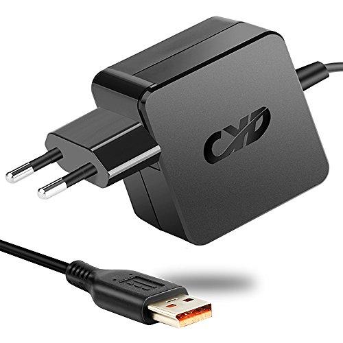 CYD 65W 20V 3.25A PowerFast Notebook-Netzteil für Lenovo laptop ladekabel Yoga 3 11 Pro-1370 1170 14 1170 1470 ADL40WDA ADL40WDB ADL40WDC ADL40WDE GX20H34904 ideapad 700S, 8.2 Ft(2.5m) Netzteil Kabel