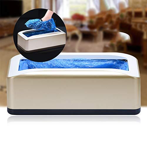 FYJTL Dispensador automático Cubiertas Zapatos, con Cubiert
