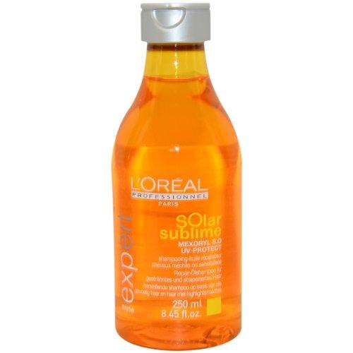 L'Oréal Professionnel Champú-Aceite Solar Reparador 250 ml