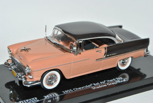 Vitesse Chevrolet Chevy Bel Air Coupe Braun 1953-1957 1/43 Modell Auto