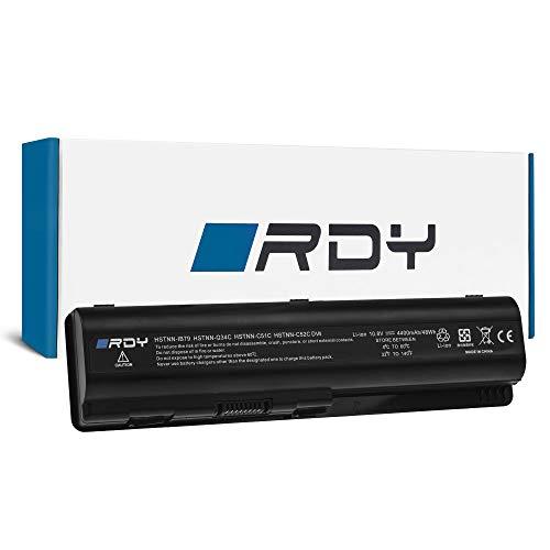RDY Batería HSTNN-LB72 HSTNN-IB72 para HP G50 G51 G60 G61 G70 G71   HP Pavilion DV4 DV5 DV6 DV6T   HP Compaq Presario CQ50 CQ60 CQ61 CQ70 CQ71