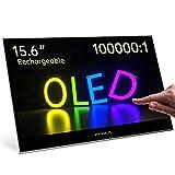 15.6' Portable Monitor - OLED Travel Monitor...