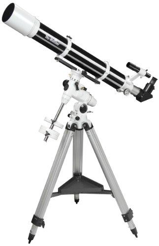 Skywatcher Evostar-102 (EQ3-2) (102mm (4 Zoll), f/1000) Refraktor Teleskop schwarz