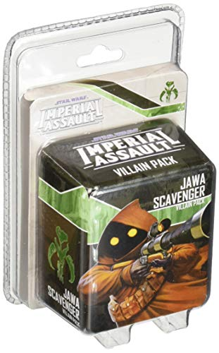Fantasy Flight Games FFGSWI42 Jawa Scavenger Villain Pack: Star Wars Imperial Assault Exp, Mehrfarbig