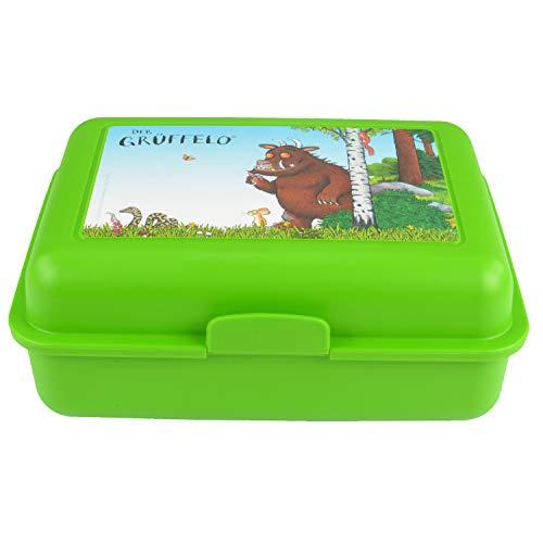 Grüffelo Brotdose Waldrand, 0126563, grün, 175 x 128 x 69 mm