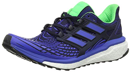 adidas Energy Boost M, Zapatillas de Running para Hombre, Azul (Mystery Ink F17/Hi-Res Blue S18/Legend Ink F17), 50 2/3 EU