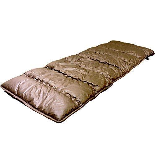 車中泊マット X-スリーパーS 65×125〜195�p ブラウン 日本製 X-sleeper 床付き無し 蒸れない 洗える 車中泊用 敷き布団 コンパクト 軽量 一人用