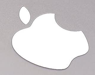 White Color Changer Logo Overlay for Macbook