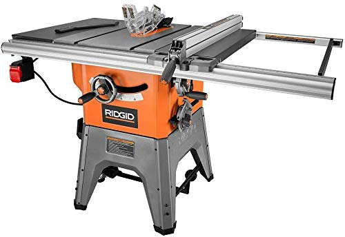 RIDGID 13 Amp 10 in. Professional Cast...