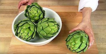 BloomGreen Co. Herb Semences pour la cuisine de jardin Artichaut Green Globe Veg Herb Graines Herb plantez des graines pour 20 graines Balcon Cuisine Jardin Graines Paquet