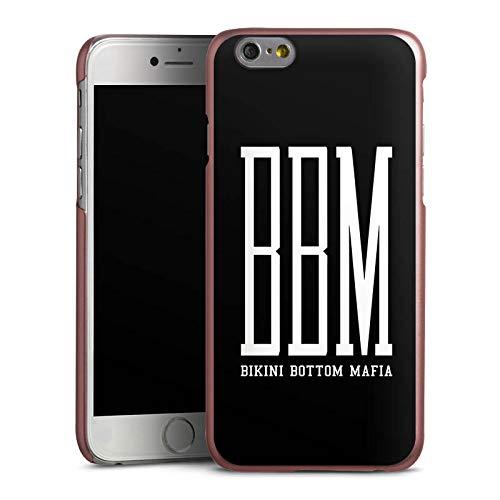 DeinDesign Hülle kompatibel mit Apple iPhone 6 Handyhülle Case Bbm Bikini Bottom Mafia Spongebozz