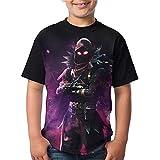 ブラック フォートナイト バトルロイヤル Fortnite ブラック ブラック 半袖 Tシャツ 大人用 ファッション コスチューム ファッション ユニセックス