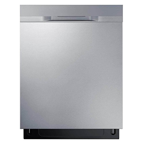 """Samsung Appliance DW80K5050US 24"""" Built In Fully Integrated Dishwasher in Stainless Steel"""