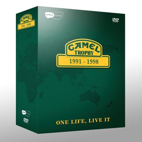 Camel Trophy 1991-1998 DVD Boxset