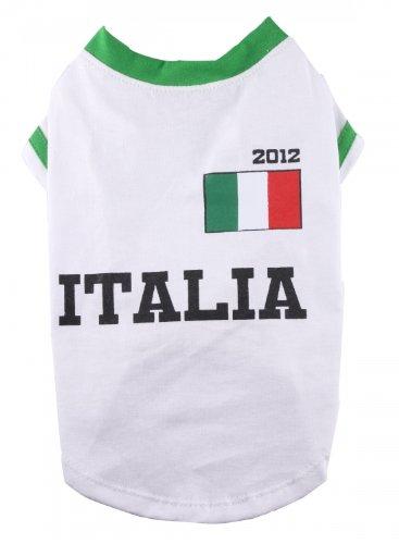 Doggydolly Big Dog Nationaltrikot Italien 2012