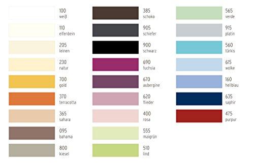 Estella Frottee Samt-Velours Spannbetttuch, Spannbettlaken in allen Größen und vielen Farben GRATIS 1x SCHAL GRATIS (140x200 cm bis 160x200 cm, platin (915))