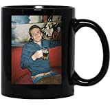 N/ Marshall Eriksen HIMYM Intro How I Met Your Mother Tv Show Sitcom Funny Funny Coffee Mug for Women and Men Tea Cups ()
