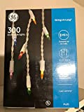 GE String-a-long 300 ct Multi-color Icicle Light Set