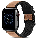 Best High End Apple Watch Bands - FITWORTH Rocky Series, High End Hybrid Band Compatible Review