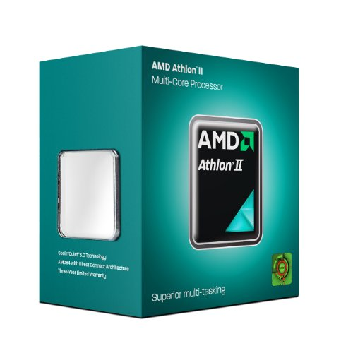 AMD Athlon II X2 250 (3 GHz, 2 MB cache, AM3, MHz FSB) Boxed