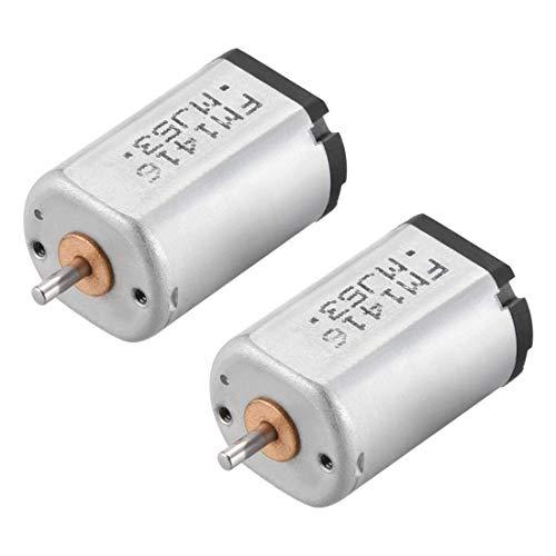 Motor DyniLao DC 1,5/4,5 V 4500 / 14000RPM 0,05A Motor eléctrico eje...
