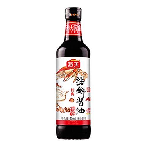 海天牌 海鮮醤油 500ml 醸造醤油 経典 中華老字号