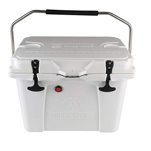 Tahoe Trails 26-Quart High-Performance Cooler for River...