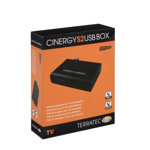 Terratec -   Cinergy S2 USB BOX