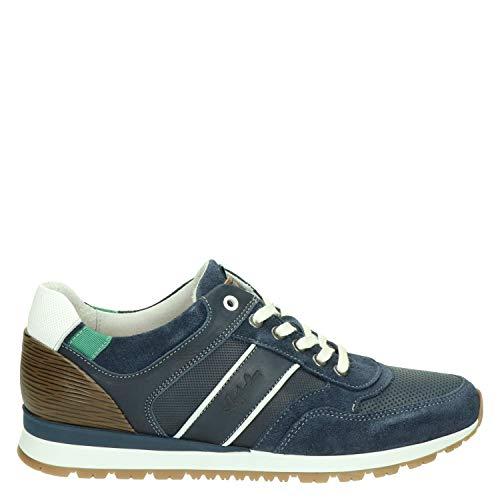 Australian Sneaker Low Navarone Blau Herren - 41 EU