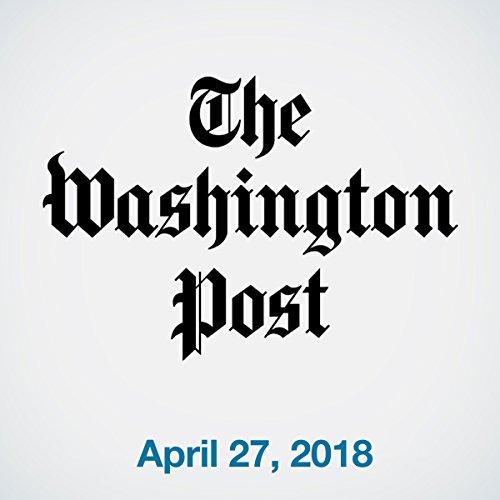 April 27, 2018 copertina