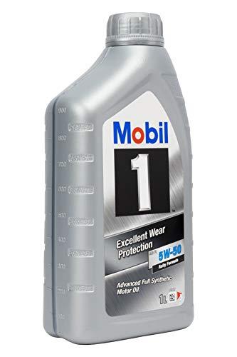 Mobil 1 FS X1 5W-50 -Lubricante Motor Automóvil, 1 l