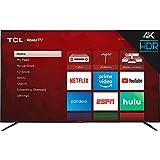 TCL 75' Class 4-Series 4K UHD HDR Smart Roku TV – 75S435