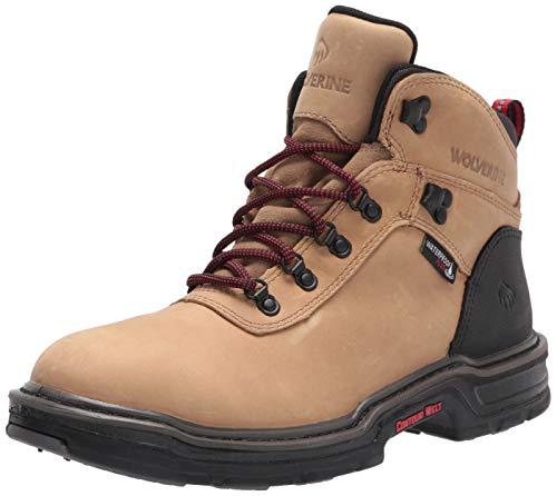 Wolverine Men's Trail Flex Outdoor Boot Hiking, Sawdust, 13