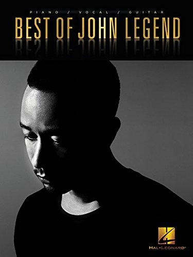 Best Of John Legend: Noten, Songbook für Klavier, Gesang, Gitarre