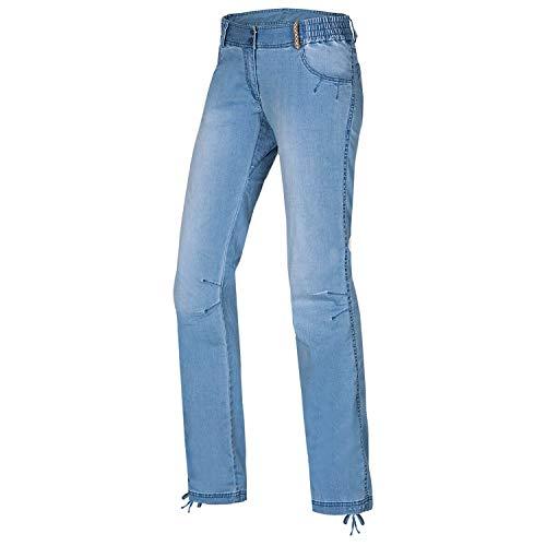 Ocun Inga Jeans Women Größe S Light Blue