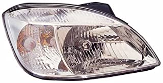 Fits Kia Rio Sedan/Rio5 2009-2011 Headlight Assembly Passenger Side (CAPA Certified) KI2503142C